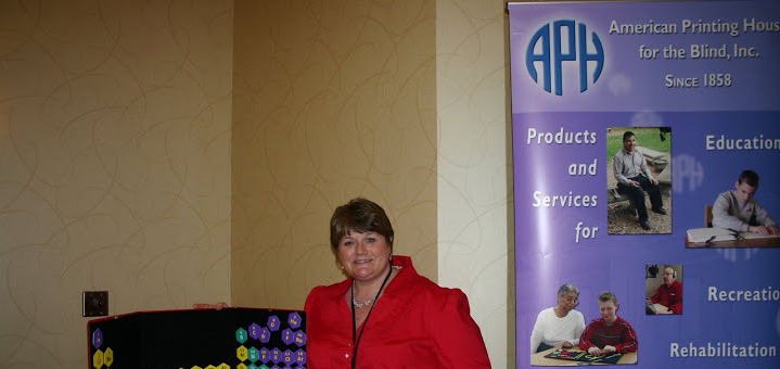Photo of Exhibitor - APH