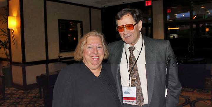 Photo of Wayne Siligo and his Wife
