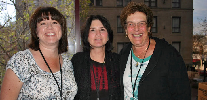 Photo of Dawn Gross, Vanessa Stenz and Linda McGovern
