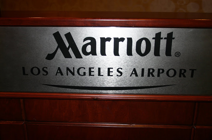 Photo of Marriott Sign