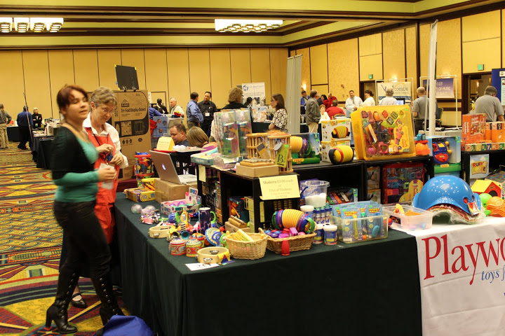 Photo of Exhibit Hall - 2